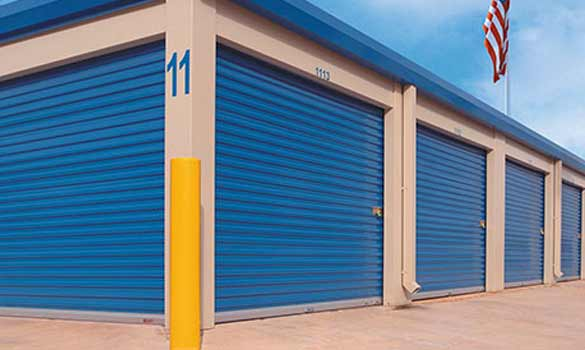 Clopay Roll-Up Sheet Doors
