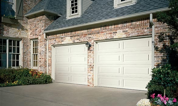 Traditional Steel Garage Door Service Ann Arbor MI