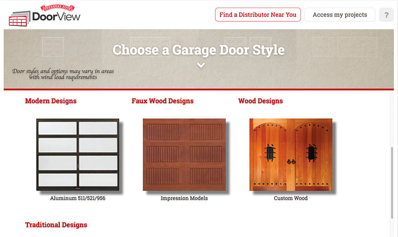 Design Your Garage Door Williamsburg London Ky Garage Door Installation